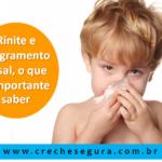 Sangramento nasal e rinite, o que é importante saber?