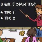 Diabetes na escola, bomba insulina e ações educativas