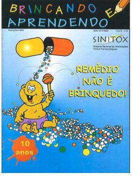 INTOXICACAO - BRINCANDO E APRENDENDO